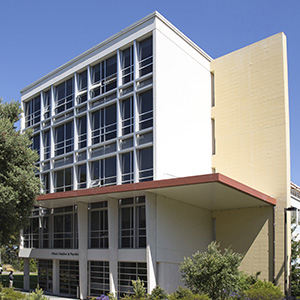 SFSU Ethnic Studies building