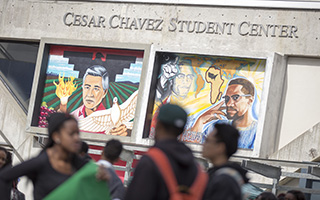 Cesar Chavez Student Center
