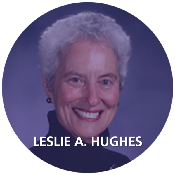 Donor Leslie A Hughes