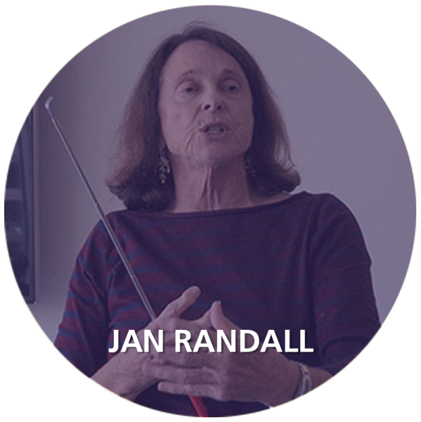 Donor Jan Randall