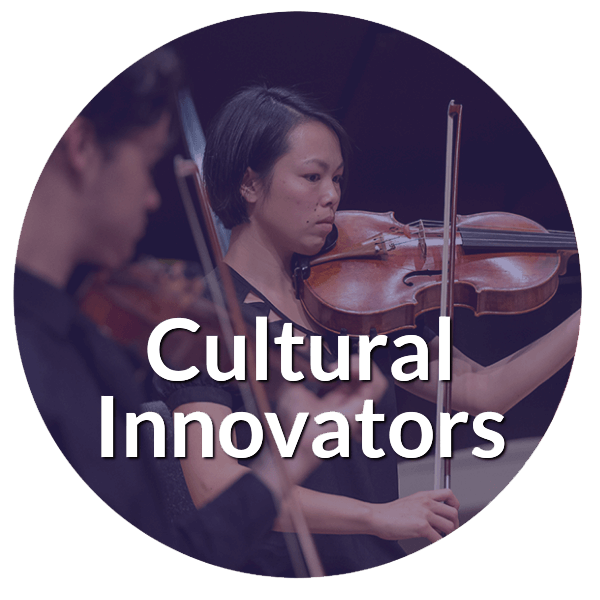 SF State University Cultural Innovators circle