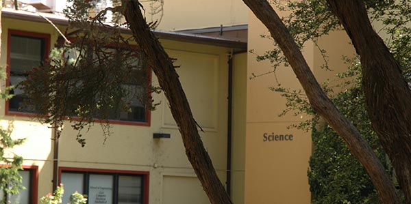 College of science and engineering building at sfsu