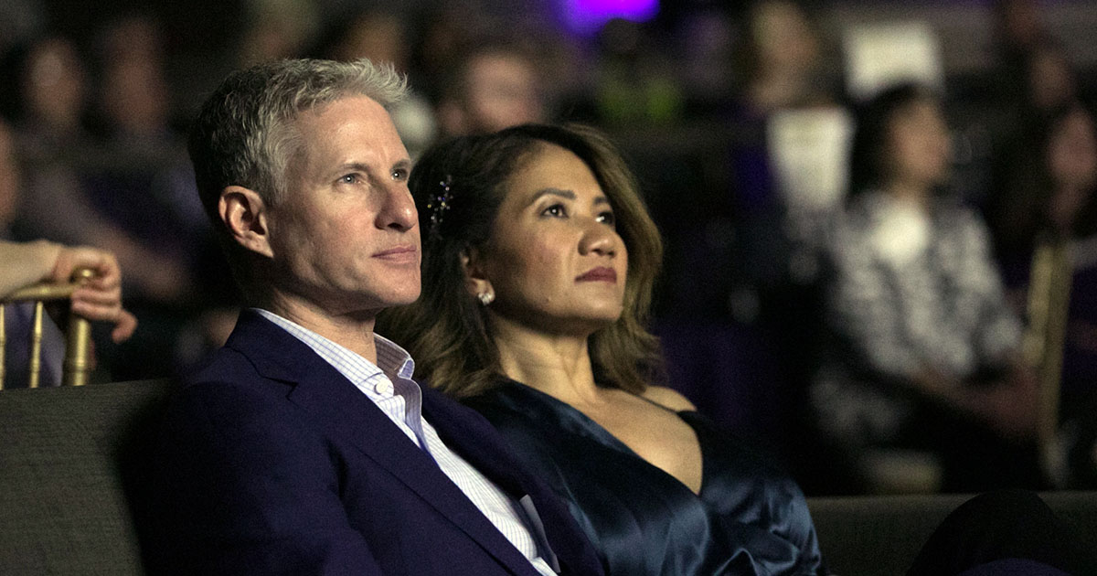 Chris Larsen Lyna Lam SF State Donors