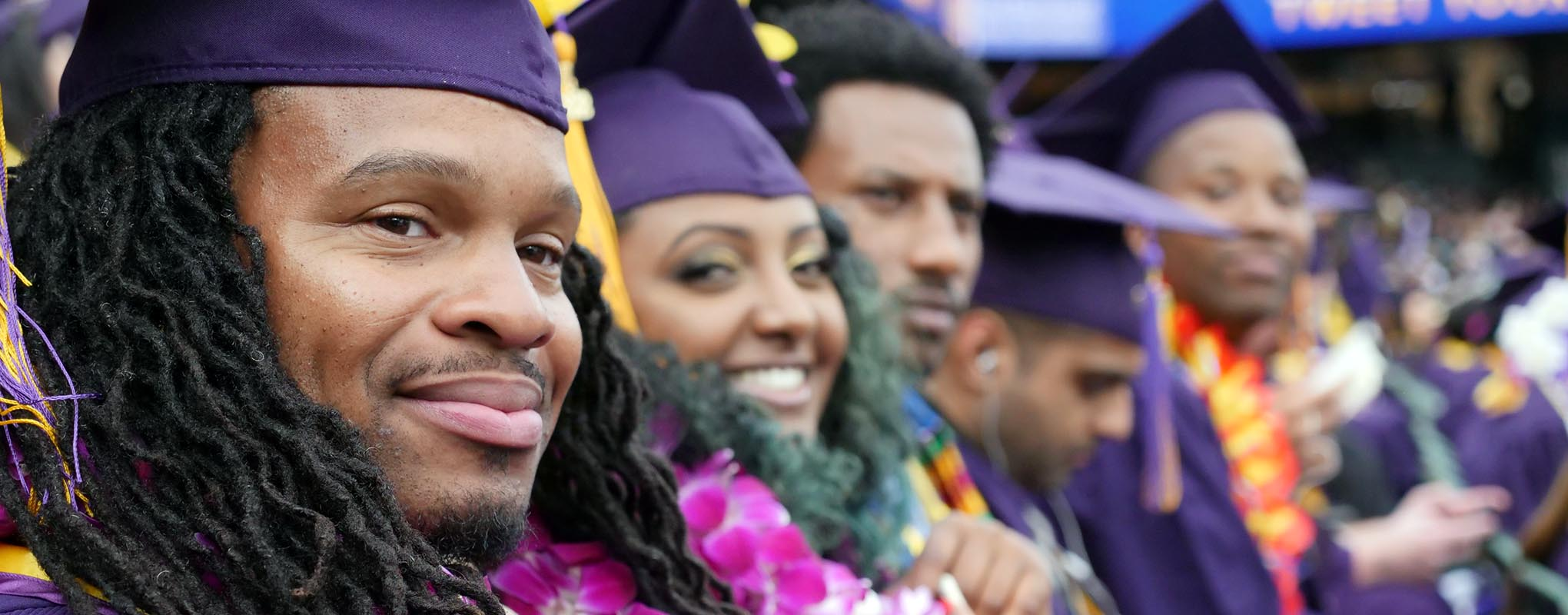 SF State graduates