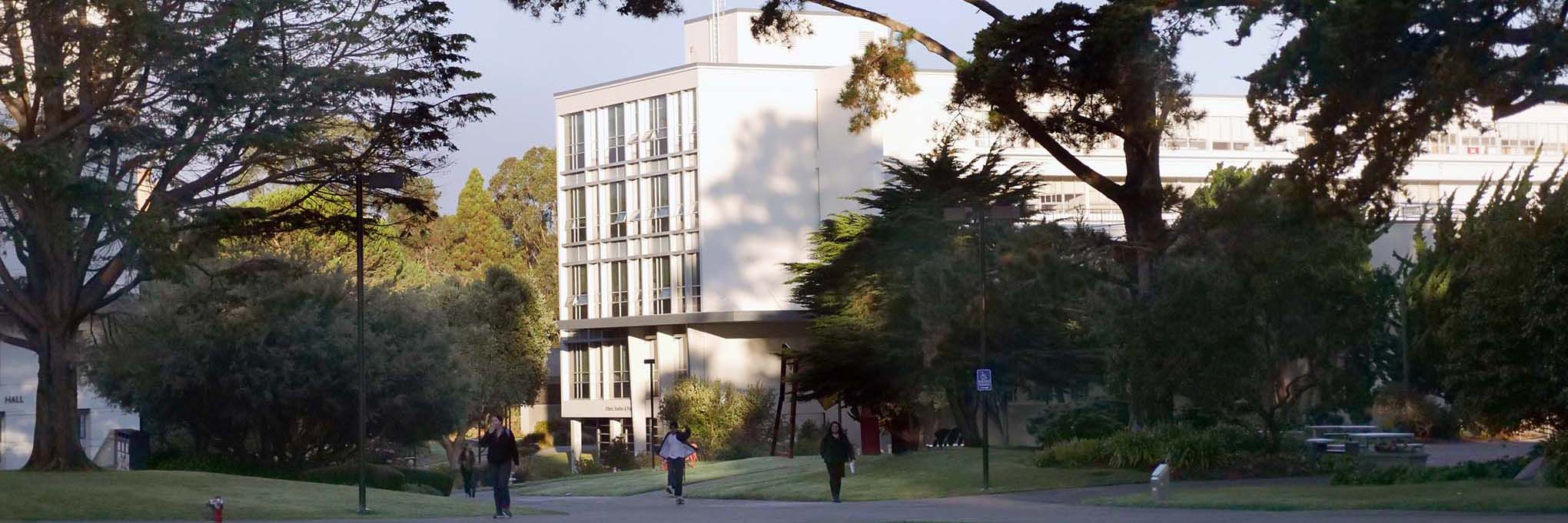 Photo of Psychology Building at SF State