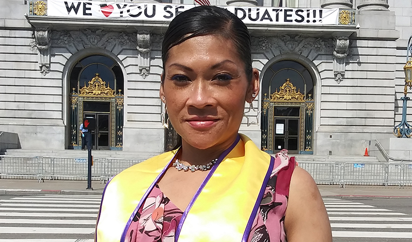 SF State alumna Juthaporn Chaloeicheep