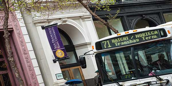 San Francisco State Universities downtown campus