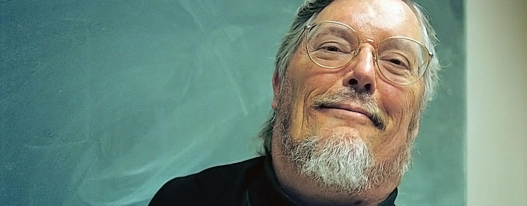 Portrait of Paul Longmore