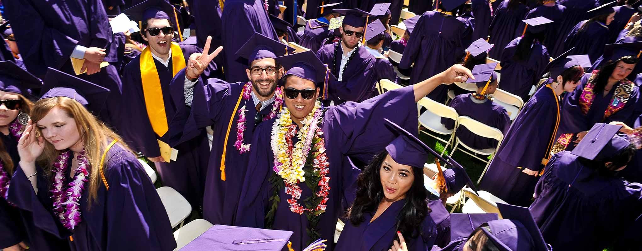 SFSU graduates