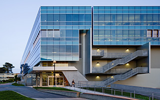 J. Paul Leonard library at San Francisco State University